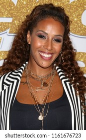 """LOS ANGELES - AUG 21:  Glennis Grace at the """"America's Got Talent"""" Live Show Red Carpet at the Dolby Theater on August 21, 2018 in Los Angeles, CA"""