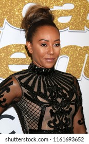 """LOS ANGELES - AUG 21:  Mel B, Mel Brown at the """"America's Got Talent"""" Live Show Red Carpet at the Dolby Theater on August 21, 2018 in Los Angeles, CA"""
