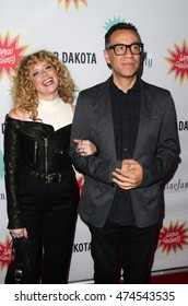 """LOS ANGELES - AUG 21:  Natasha Lyonne, Fred Armisen at the """"Antibirth"""" Los Angeles Premiere at the Cinefamily Theater on August 21, 2016 in Los Angeles, CA"""