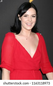 LOS ANGELES - AUG 22:  Cait Fairbanks at the Daytime Peer Group ATAS Reception at the Television Academy on August 22, 2018 in North Hollywood, CA