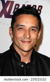 """LOS ANGELES - AUG 22:  Gabriel Luna at the """"Jimi: All Is By My Side"""" LA Special Screening at ArcLight Hollywood Theaters on August 22, 2014 in Los Angeles, CA"""