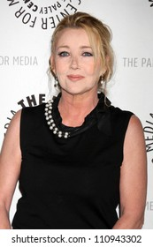 """LOS ANGELES - AUG 23:  Melody Thomas Scott arrives at """"The Young & Restless"""": Celebrating 10,000 Episodes at Paley Center for Media on August 23, 2012 in Beverly Hills, CA"""