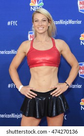 """LOS ANGELES - AUG 24:  Jessie Graff at the """"American Ninja Warrior"""" Screening Event at the Universal Studios on August 24, 2016 in Universal City, CA"""