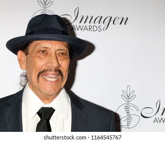 LOS ANGELES - AUG 25:  Danny Trejo at the 33rd Annual Imagen Awards at the JW Marriott Hotel on August 25, 2018 in Los Angeles, CA