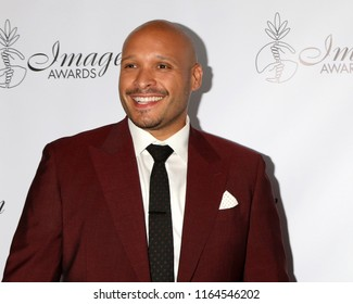 LOS ANGELES - AUG 25:  Joe Minoso at the 33rd Annual Imagen Awards at the JW Marriott Hotel on August 25, 2018 in Los Angeles, CA
