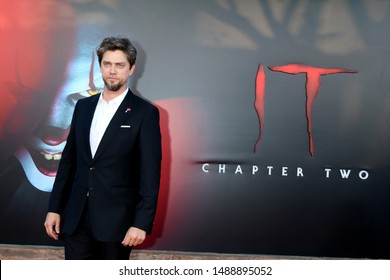 "LOS ANGELES - AUG 26:  Andy Muschietti at the ""It Chapter Two"" Premiere at the Village Theater on August 26, 2019 in Westwood, CA"