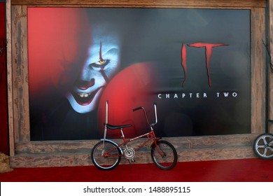 "LOS ANGELES - AUG 26:  Atmosphere at the ""It Chapter Two"" Premiere at the Village Theater on August 26, 2019 in Westwood, CA"
