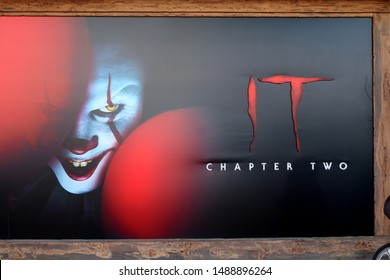 "LOS ANGELES - AUG 26:  General Atmosphere at the ""It Chapter Two"" Premiere at the Village Theater on August 26, 2019 in Westwood, CA"