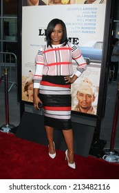 "LOS ANGELES - AUG 27:  Chyna Layne at the ""Life of Crime"" LA Premiere at ArcLight Hollywood Theaters on August 27, 2014 in Los Angeles, CA"