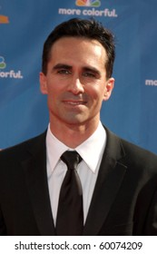 LOS ANGELES - AUG 29:  Nestor Carbonell arrives at the 2010 Emmy Awards at Nokia Theater at LA Live on August 29, 2010 in Los Angeles, CA