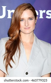 LOS ANGELES - AUG 3:  Grace Gummer at the NBCUniversal Cable TCA Summer 2016 Press Tour at the Beverly Hilton Hotel on August 3, 2016 in Beverly Hills, CA