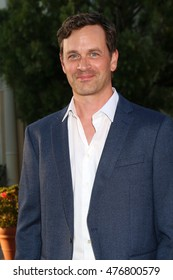 """LOS ANGELES - AUG 31:  Tom Everett Scott at the """"Sister Cities"""" Los Angeles Premiere Screening at the Paramount Studios on August 31, 2016 in Los Angeles, CA"""