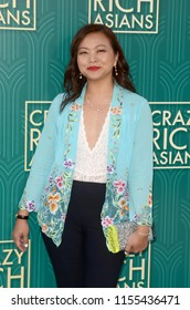 """LOS ANGELES - AUG 7:  Adele Lim at the """"Crazy Rich Asians"""" Premiere  at the TCL Chinese Theater IMAX on August 7, 2018 in Los Angeles, CA"""