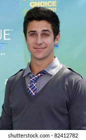 LOS ANGELES - AUG 7:  David Henrie arriving at the 2011 Teen Choice Awards at Gibson Amphitheatre on August 7, 2011 in Los Angeles, CA