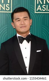 """LOS ANGELES - AUG 7:  Ronny Chieng at the """"Crazy Rich Asians"""" Premiere  at the TCL Chinese Theater IMAX on August 7, 2018 in Los Angeles, CA"""