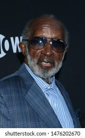 """LOS ANGELES - AUG 8:  Clarence Avant at the """"Hitsville: The Making Of Motown"""" Premiere at the Harmony Gold Theater on August 8, 2019 in Los Angeles, CA"""