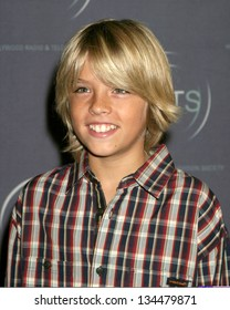 LOS ANGELES - AUGUST 10: Cole Sprouse at Hollywood Radio and TV Society Presents Kids Day 2005 at Hollywood Palladium on August 10, 2005 in Los Angeles, CA