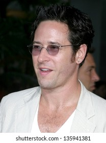 "LOS ANGELES - AUGUST 11: Rob Morrow arriving at the ""40 Year Old Virgin"" Premiere at Arc Light Theaters August 11, 2005 in Los Angeles, CA."