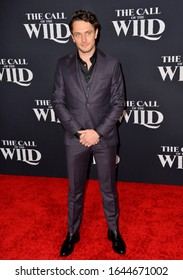 """LOS ANGELES, CA: 13, 2020: Colin Woodell at the world premiere of """"The Call of the Wild"""" at the El Capitan Theatre.Picture: Paul Smith/Featureflash"""