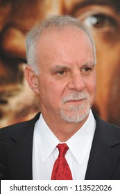 LOS ANGELES, CA - APRIL 20, 2009: Steve Lopez at the Los Angeles premiere of The Soloist at Paramount Theatre, Hollywood.