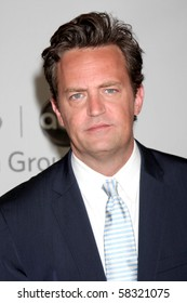 LOS ANGELES, CA - AUG 1:  Matthew Perry at the Disney / ABC Summer Press Tour  on August 1, 2010 in Beverly Hills, CA.....