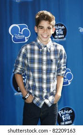LOS ANGELES, CA - AUGUST 03: Cameron Boyce at the premiere of Disney Channel's 'Phineas and Ferb: Across The 2nd Dimension' on August 3, 2011 in Los Angeles, California
