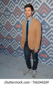 LOS ANGELES, CA. August 08, 2017: Adam Scott at the Fox TCA After Party at Soho House, West Hollywood