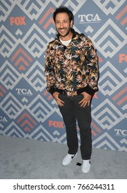 LOS ANGELES, CA. August 08, 2017: Desmin Borges at the Fox TCA After Party at Soho House, West Hollywood