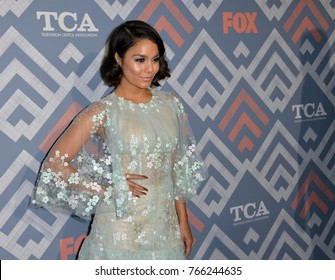 LOS ANGELES, CA. August 08, 2017: Vanessa Hudgens at the Fox TCA After Party at Soho House, West Hollywood