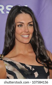 """LOS ANGELES, CA - AUGUST 1, 2010: Taylor Cole - star of """"The Event"""" - at NBC Universal TV Summer Press Tour Party in Beverly Hills."""