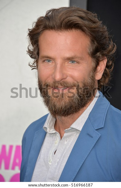 """LOS ANGELES, CA. August 15, 2016: Actor Bradley Cooper at the Los Angeles premiere of """"War Dogs"""" at the TCL Chinese Theatre, Hollywood."""