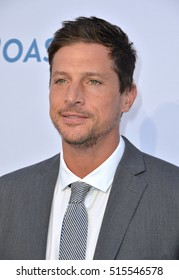 LOS ANGELES, CA. August 27, 2016: Actor Simon Rex at the Comedy Central Roast of Rob Lowe at Sony Studios, Culver City.
