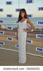 "LOS ANGELES, CA - AUGUST 5, 2011: ""Glee"" star Lea Michele at the Fox TV Summer 2011 All-Star Party at Gladstones Restaurant, Malibu. August 5, 2011  Malibu, CA"