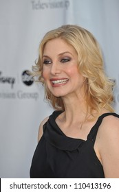 LOS ANGELES, CA - AUGUST 8, 2009: Elizabeth Mitchell, star of V, at the ABC TV 2009 Summer Press Tour cocktail party at the Langham Hotel, Pasadena.