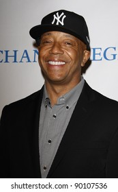 LOS ANGELES, CA - DEC 3: Russell Simmons at the 3rd Annual 'Change Begins Within' Benefit Celebration presented by The David Lynch Foundation at LACMA on December 3, 2011 in Los Angeles, California