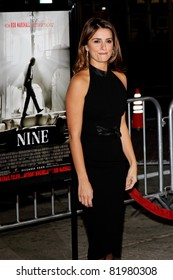 LOS ANGELES, CA - DEC 9: Penelope Cruz at the premiere of 'Nine' held at the Mann Village Theater in Los Angeles, California on December 9, 2009