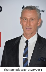 LOS ANGELES, CA - DECEMBER 6, 2015: Director Adam Shankman at the 2015 TrevorLIVE Los Angeles Gala at the Hollywood Palladium.
