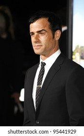 LOS ANGELES, CA - FEB 16: Justin Theroux at the premiere of Universal Pictures' 'Wanderlust' held at Mann Village Theatre on February 16, 2012 in Los Angeles, California