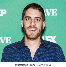 "Los Angeles, CA - Feb 27, 2020: Tony Yacenda attends the premiere of FXX's ""Dave"" at Directors Guild Of America"