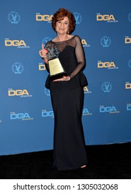 LOS ANGELES, CA. February 02, 2019: Mimi Deaton at the 71st Annual Directors Guild of America Awards at the Ray Dolby Ballroom.