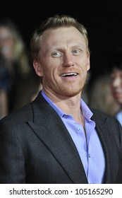 """LOS ANGELES, CA - FEBRUARY 22, 2012: Kevin McKidd at the world premiere of """"John Carter"""" at the Regal Cinemas L.A. Live. February 22, 2012  Los Angeles, CA"""