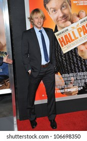 "LOS ANGELES, CA - FEBRUARY 23, 2011: Owen Wilson at world premiere of ""Hall Pass"" at the Cinerama Dome, Hollywood. February 23, 2011  Los Angeles, CA"