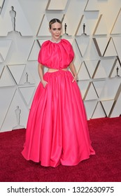 LOS ANGELES, CA. February 24, 2019: Sarah Paulson  at the 91st Academy Awards at the Dolby Theatre.Picture: Paul Smith/Featureflash