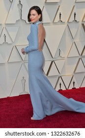 LOS ANGELES, CA. February 24, 2019: Charlize Theron  at the 91st Academy Awards at the Dolby Theatre.Picture: Paul Smith/Featureflash