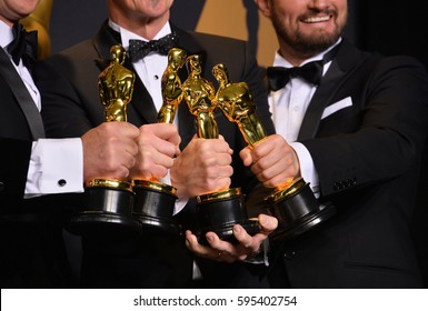 72nd British Academy Film Awards Nominees And Winners: Academy Awards Images, Stock Photos & Vectors