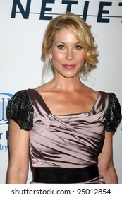 "LOS ANGELES, CA - JAN 27: Christina Applegate at the ""An Unforgettable Evening"" benefiting EIF's Women's Cancer Research Fund on January 27, 2010 in Los Angeles, California"