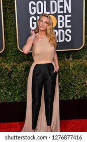 LOS ANGELES, CA. January 06, 2019: Julia Roberts at the 2019 Golden Globe Awards at the Beverly Hilton Hotel.