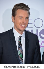 LOS ANGELES, CA. January 18, 2017: Actor Dax Shepard at the 2017 People's Choice Awards at The Microsoft Theatre, L.A. Live.