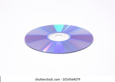 LOS ANGELES, CA - JANUARY 31, 2018: A picture of a blank cd