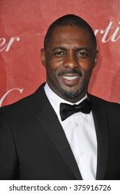 LOS ANGELES, CA - JANUARY 4, 2014: Idris Elba at the 2014 Palm Springs International Film Festival Awards gala at the Palm Springs Convention Centre.